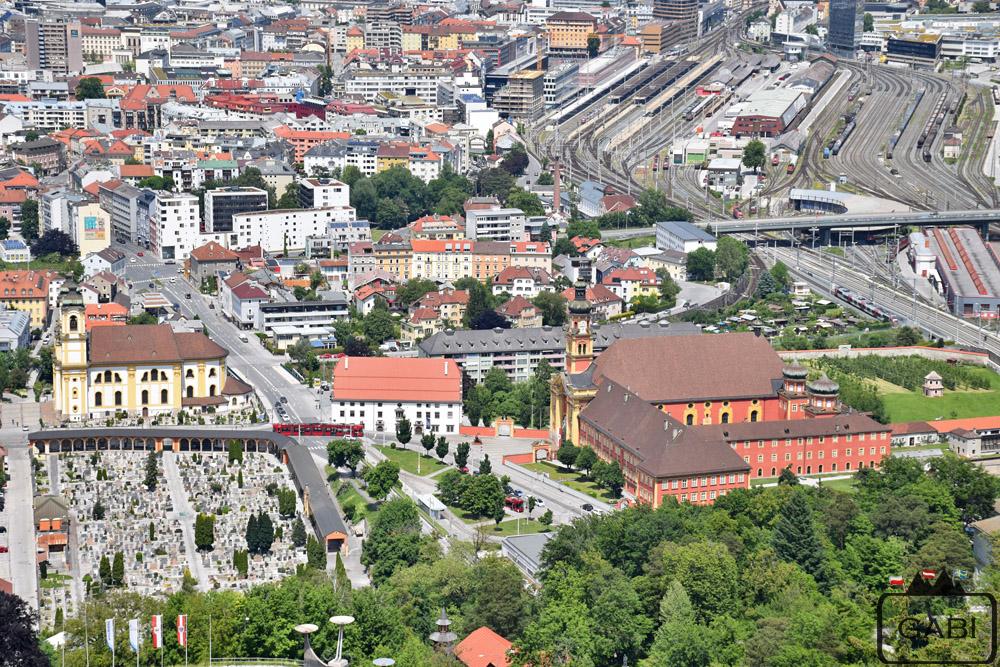 Innsbruck kościoły