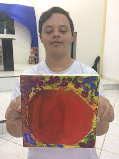 Downidos - Um lindo projeto inclusivo, Fernando