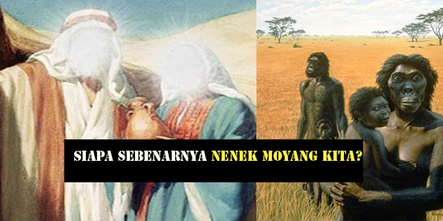 Mana yang Benar? Nenek Moyang Manusia, Kera atau Nabi Adam?