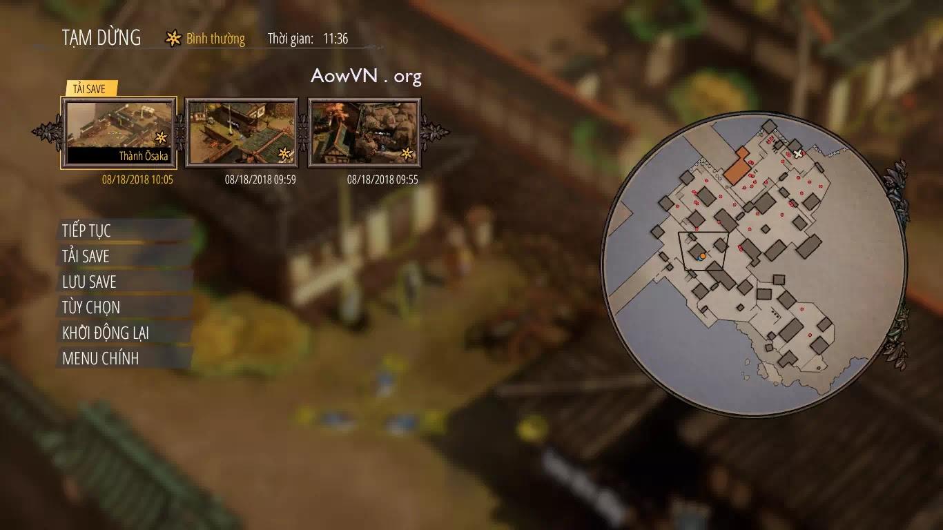 AowVN.org minz%2B%25285%2529 - [ PC 64Bit ] Shadow Tactics: Blades of the Shogun Việt Hoá | Siêu Phẩm Game tuyệt hay