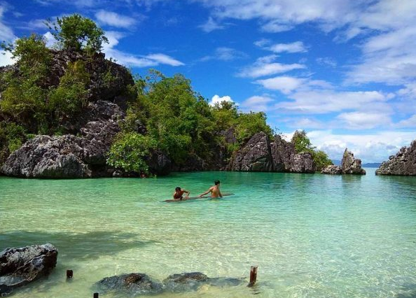 Pulau Senja, Sulawesi Tenggara