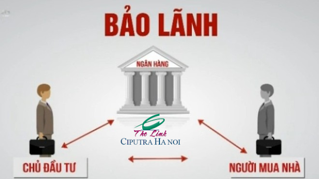 Ngân hàng bảo lãnh dự án The Link Ciputra