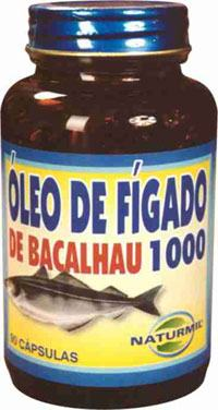... do Óleo de Fígado de Bacalhau