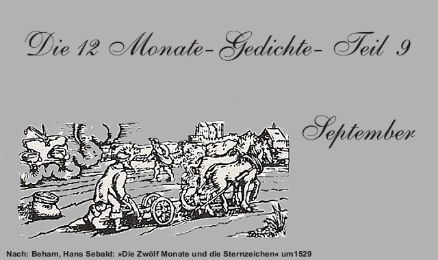 Gedichte Und Zitate Fur Alle Die 12 Monate Gedichte Monat