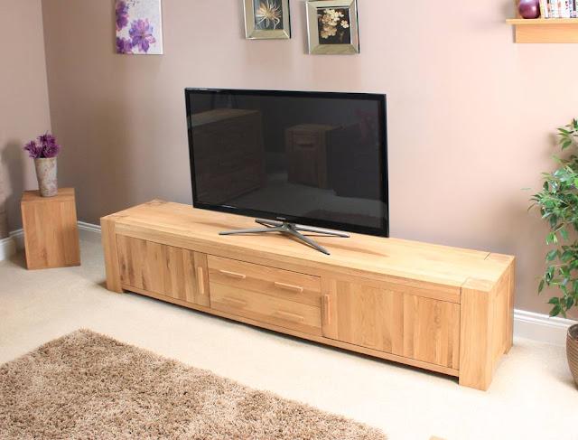 Kệ tủ tivi dành cho phòng khách nhỏ