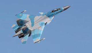 Sukhoi Su-30 Rusia