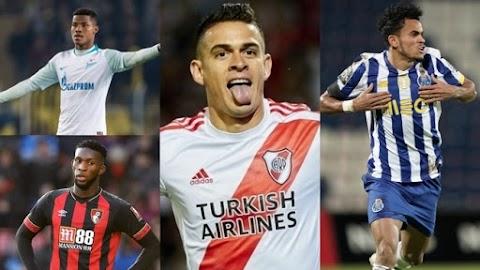 Colombianos por el mundo Los colombianos más valiosos fuera de las cinco ligas más grandes de Europa