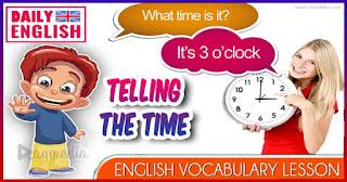 الوقت-بالانجليزية