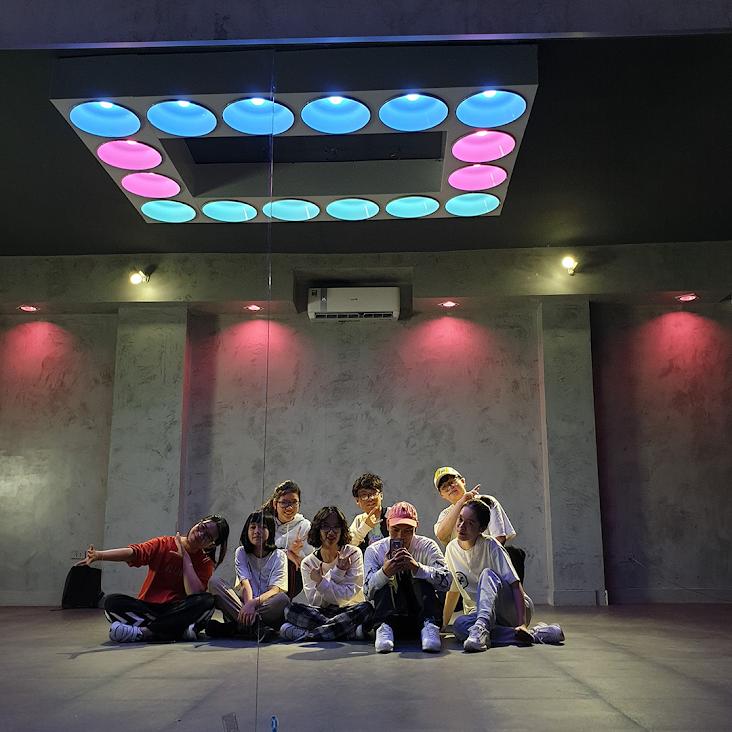 [A120] Học nhảy HipHop tại Cầu Giấy cơ sở nào tốt nhất?