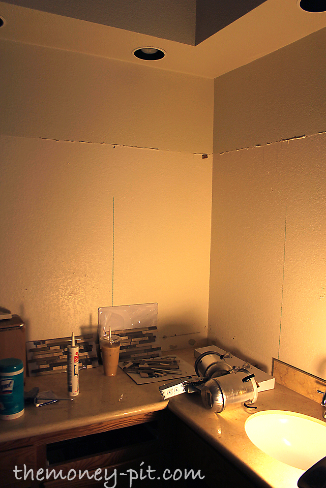 How Far From Wall To Install Kitchen Can Lights