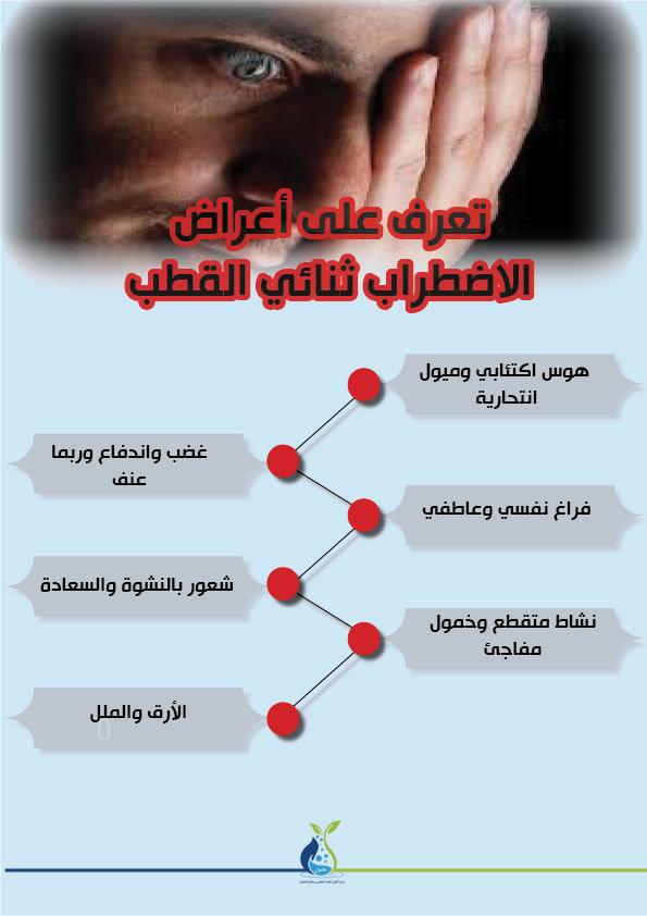 أعراض اكتئاب ثنائي القطب بصفة عامة