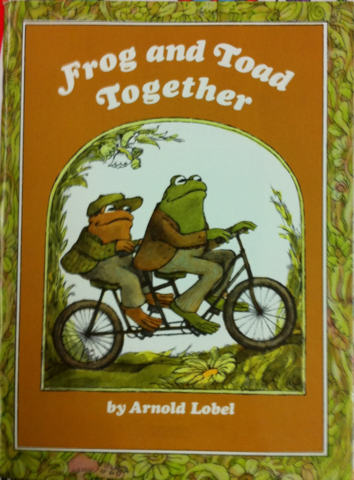 Picturebooks Everyday Frog And Toad Together