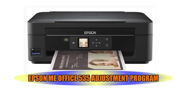 EPSON ME OFFICE 535 PRINTER ADJUSTMENT PROGRAM