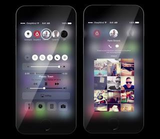 okostelefon Apple üzenet küldés