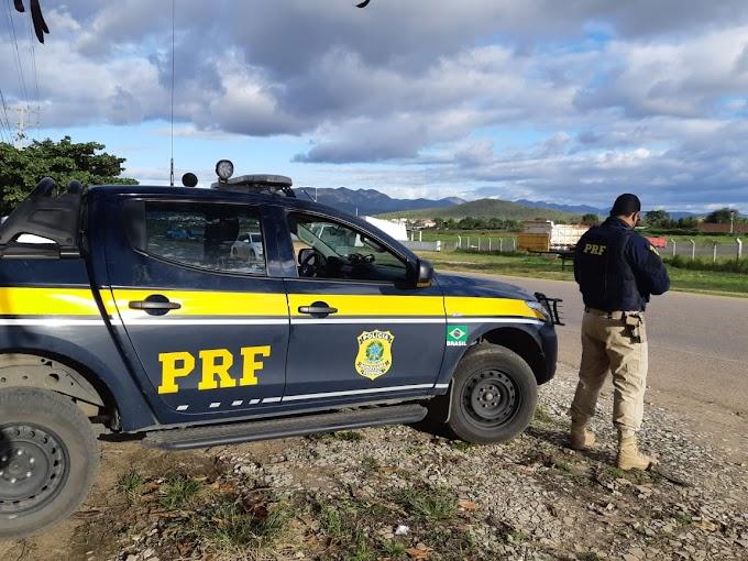 PRF reforça fiscalização e combate à criminalidade em Jacobina