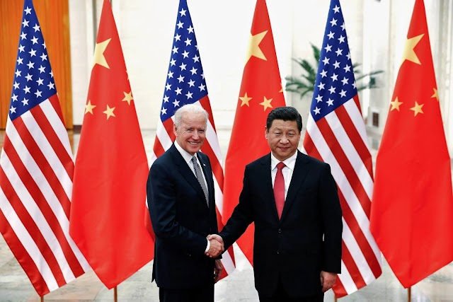 Is it still time for a trade war on China like in Trump's age? The United States is suing several Chinese infotech companies over national security concerns.