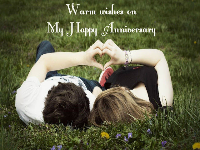 Anniversary Status For Husband,Wife