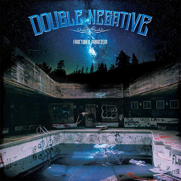 """Double Negative stream new song """"Only Static"""""""