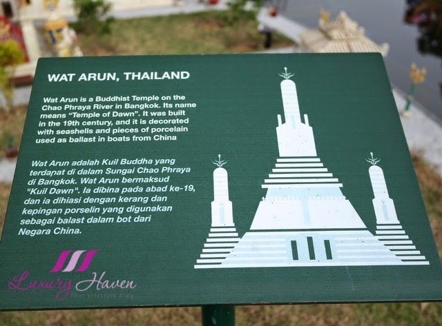 legoland theme park miniland wat arun bangkok review