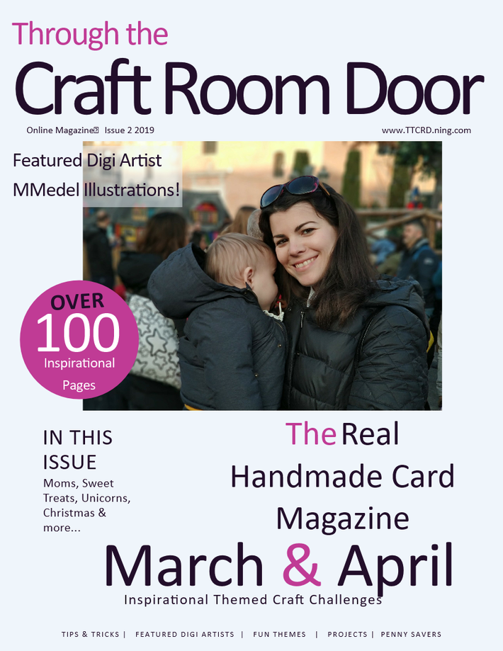 TTCRD March/April Magazine