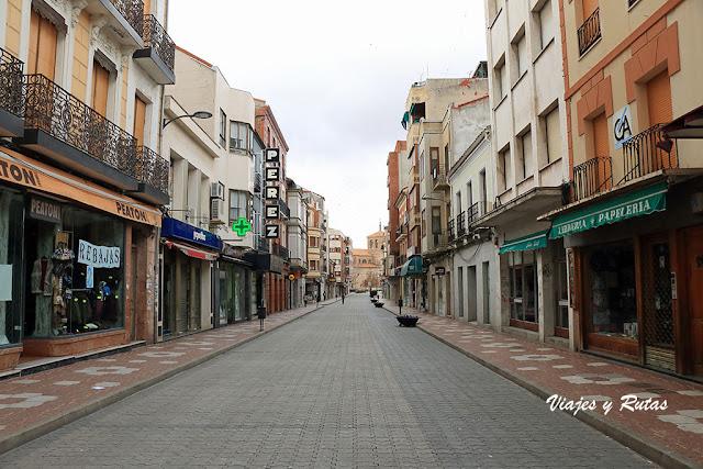 Calles de Medina del Campo
