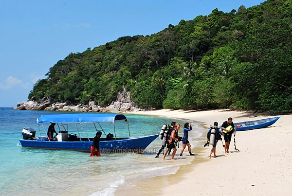 Perhentian Islands Diving
