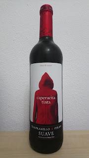 Vino de Mercadona: Caperucita tinta, Vinos de Cuento