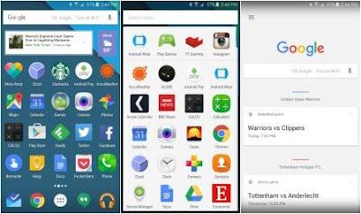 google now launcher aplikasi launcher terbaik ringan