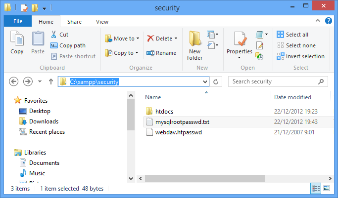 W3schools What Database Security