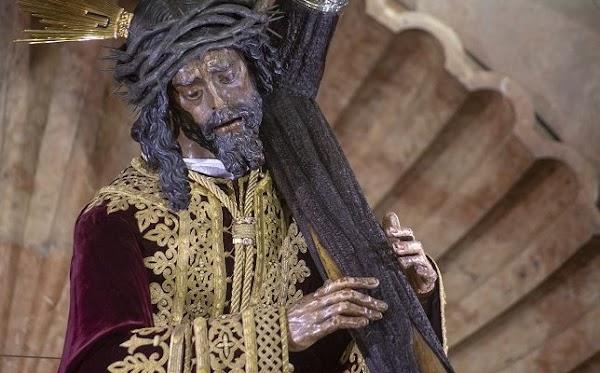 Comienza el quinario del Gran Poder de Sevilla