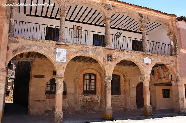 Alhóndiga de Medinaceli