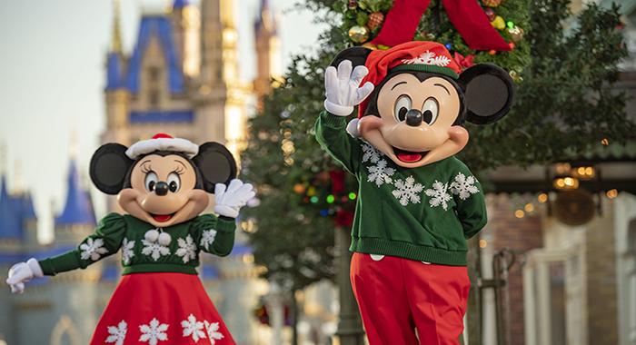 Navidad Disney