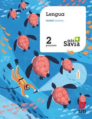 LIBRO DE TEXTO - Lengua. 2 Primaria. Más Savia  ISBN: 9788491076308  COMPRAR ESTE LIBRO