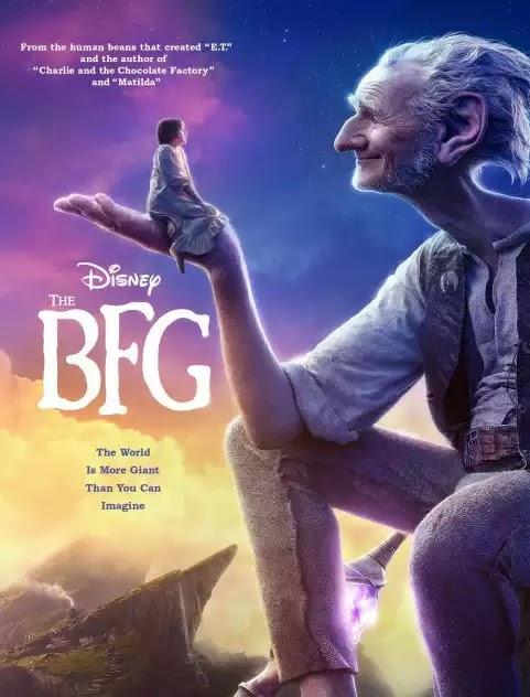 The BFG 2016 Full Movie [Hindi English] 480p 720p