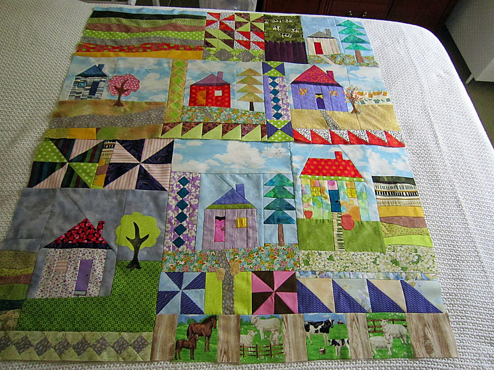 Quilting Artfully Half And Quarter Square Triangles