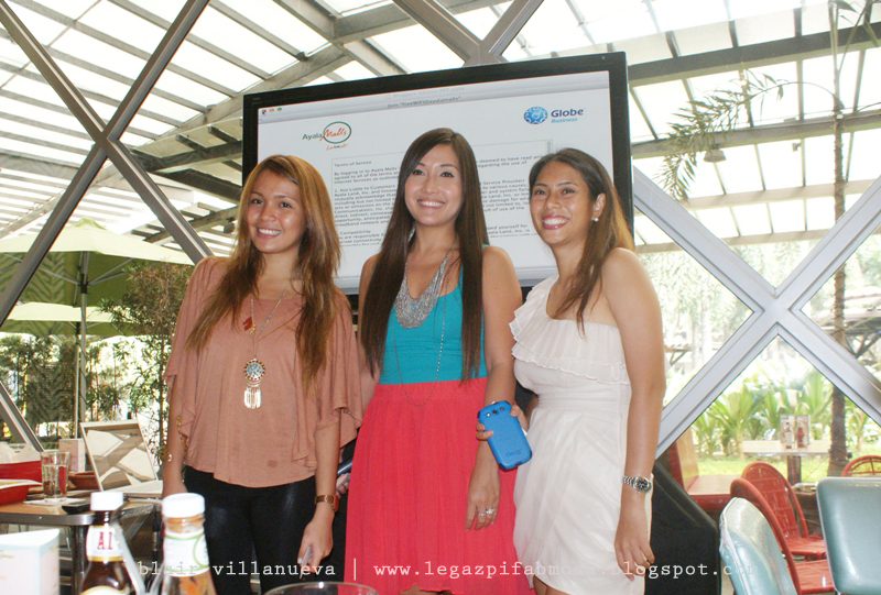 The Ladies Who Lunch: Discussing Shopping Experience at Greenbelt