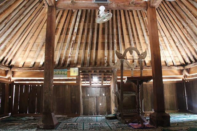 Ornamen Masjid Tiban Wonokerso