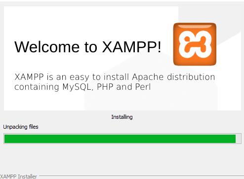 install xampp6