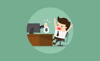 3 Cara Mendapatkan Uang dari Internet dengan Blog