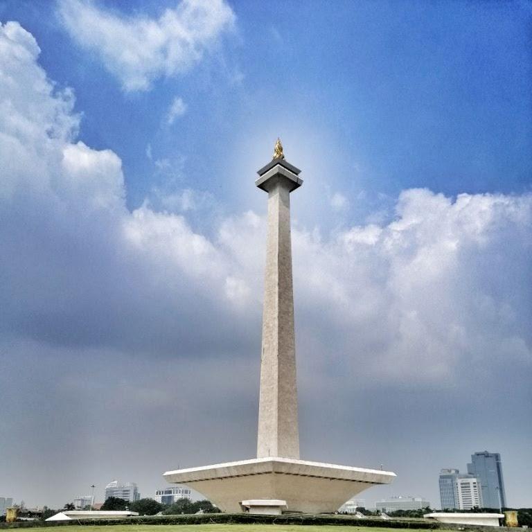 Merencanakan Kembali ke Jakarta Demi Naik Monas