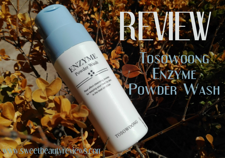 Review: Tosowoong Enzyme Powder Wash