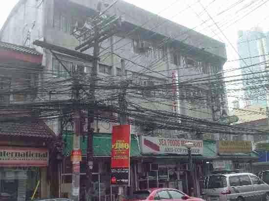 Malate Manila street view