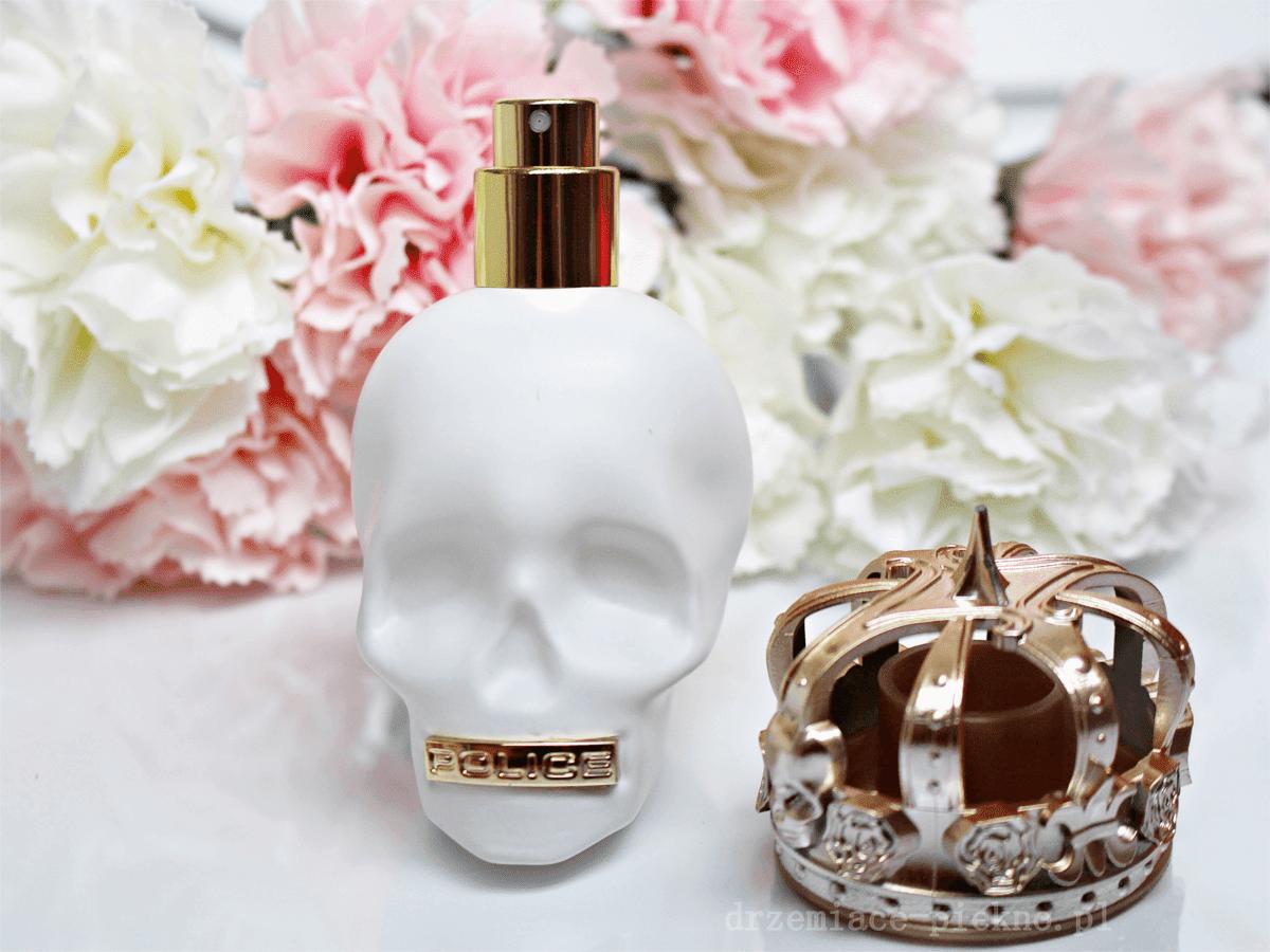 Police To Be The Queen woda perfumowana dla kobiet