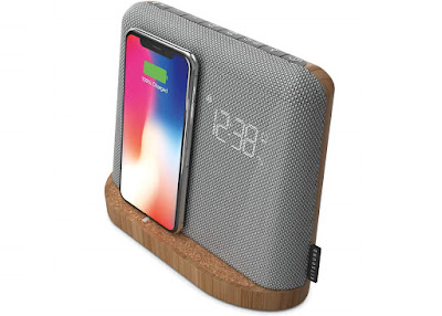 KitSound XDock Qi Charging Bluetooth Speaker