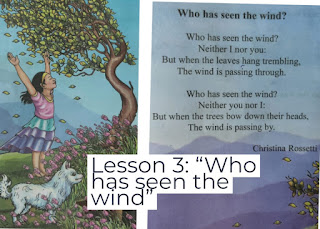 Who has seen the wind  | Class 4 | Lesson 3 | questions | answers | SCERT | ASSAM