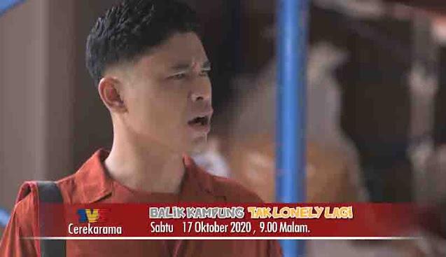 Balik Kampung Tak Lonely Lagi (TV3)
