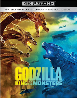 4K Ultra Blu-ray Review: Godzilla: King of the Monsters