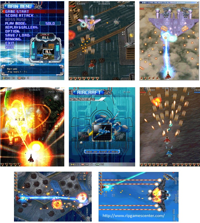 Free Download Raiden III PC Full Version Games - My Big Games