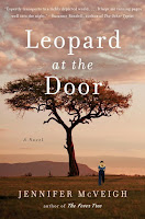 Review: Leopard at the Door by Jennifer McVeigh