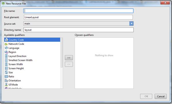 di Android yang dimana hanya menampilkan list Belajar Cara Membuat Custom ListView di Android